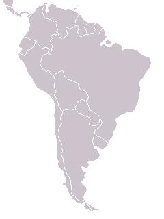 Blank-South-America-map